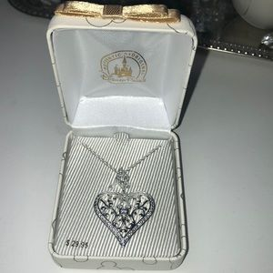 Heart necklace from Disney